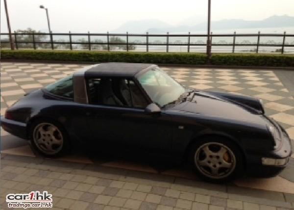 保时捷 porsche 911 964 targa (已售)