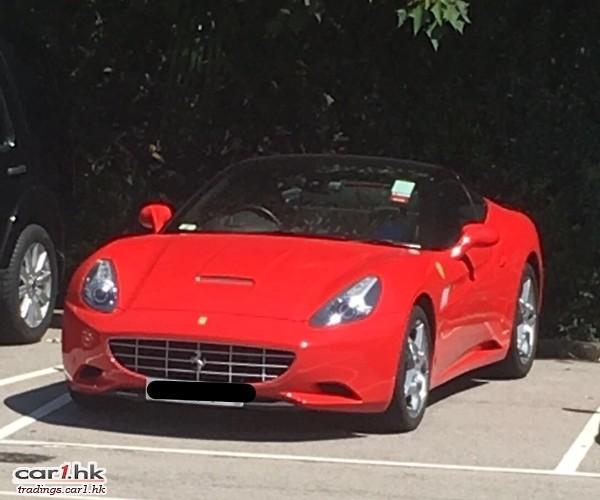 法拉利 Ferrari California30:香港第一車網