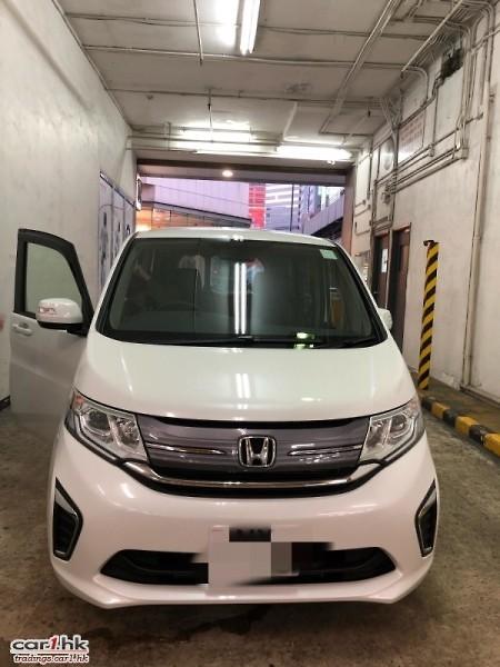 本田 Honda stepwgn L:香港第一車網